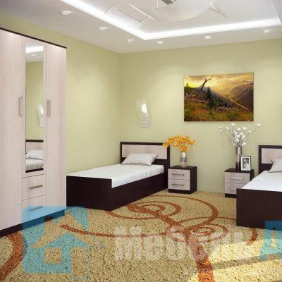 Спальня Фиеста 8 (б)