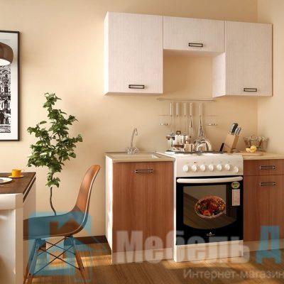 Кухня Катя ЛДСП 1,6 м   (б)
