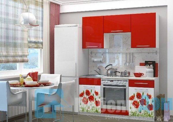 Кухня Маки 1,6   (м)