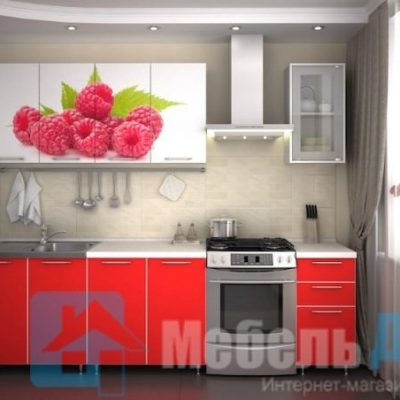 "Кухня ""Малина"" 2 м. (р)"