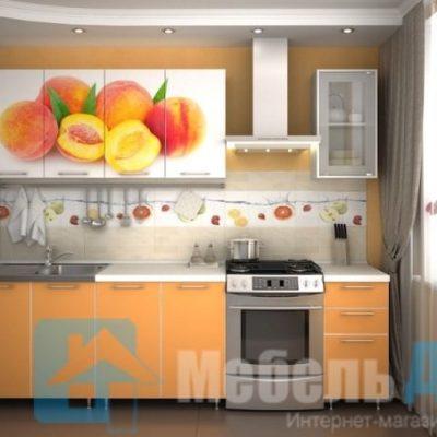 "Кухня ""Персик"" 2 м. (р)"