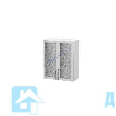 Шкаф со стеклом 600
