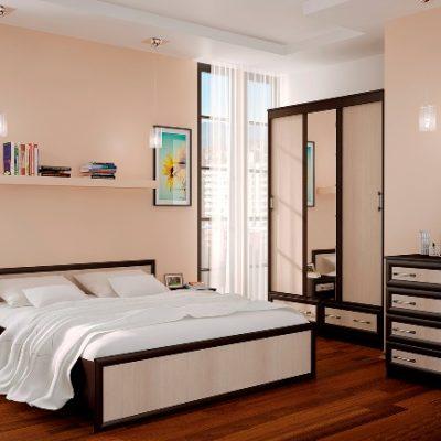Спальня «Модерн» композиция 2 (б)