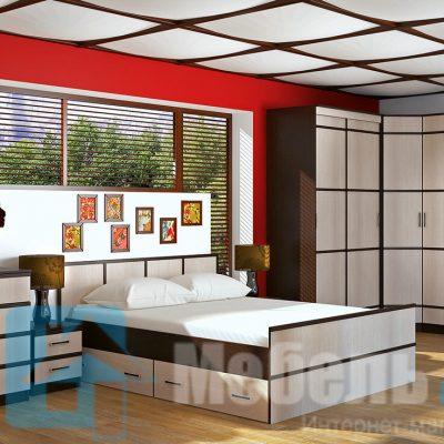 Спальня Сакура 3 (б)