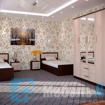 Спальня Фиеста 6 (б)