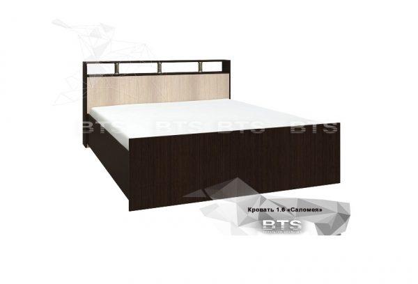 """""""Саломея"""" Кровать 1,6 м (б)"""