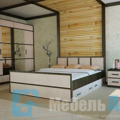 Спальня Сакура 5 (б)