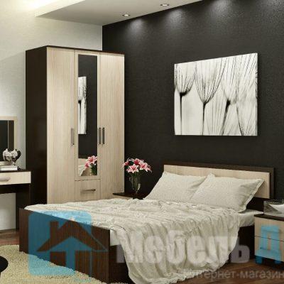 Спальня Фиеста 3 (б)