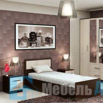 Спальня Фиеста 4 (б)