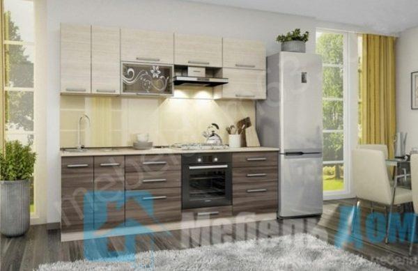 "Кухня ""Оливия"" 2,4 м. вариант 1 (л)"