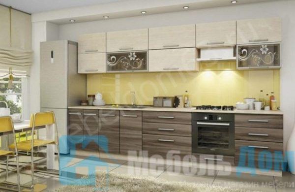 "Кухня ""Оливия"" 3,4 м. вариант 2 (л)"