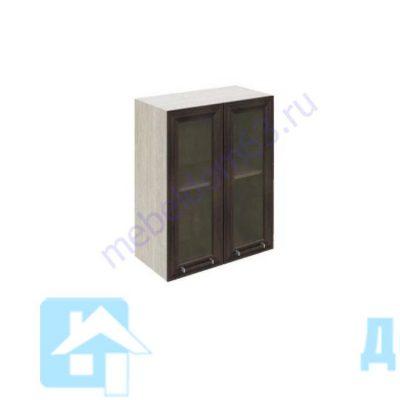 Шкаф 600 со стеклом
