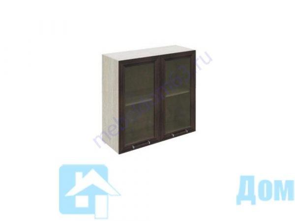 Шкаф 800 со стеклом