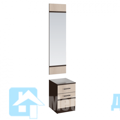 «Сакура» Тумба с зеркалом СЗ-01 (б)