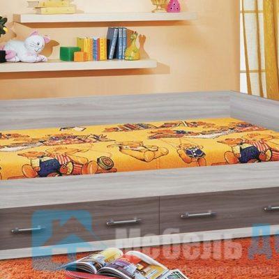 Кровать «Сказка» (з)