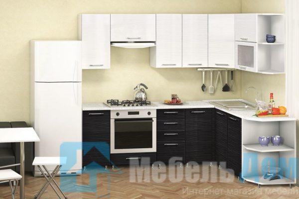 Кухонный гарнитур Жасмин (МДФ) 2 м.