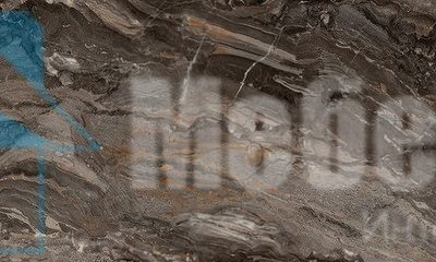 7032 Q Мрамор бергамо темный