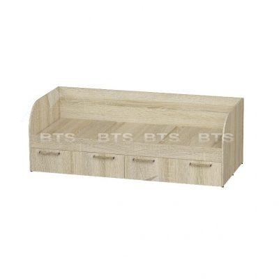 «Сенди» Кровать с ящиками КР-01 (б)
