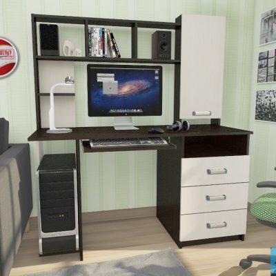 Стол компьютерный КС-002 (иц)