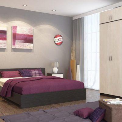 Спальня Ронда 5 с антресолью А-2 (иц)