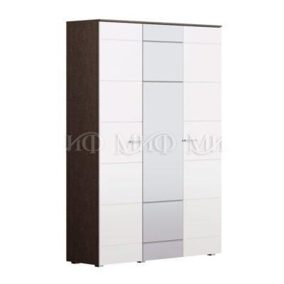 «Нэнси» Шкаф для одежды 3-х дверный (м)