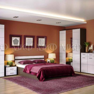 Спальня «Нэнси» композиция 2 (м)