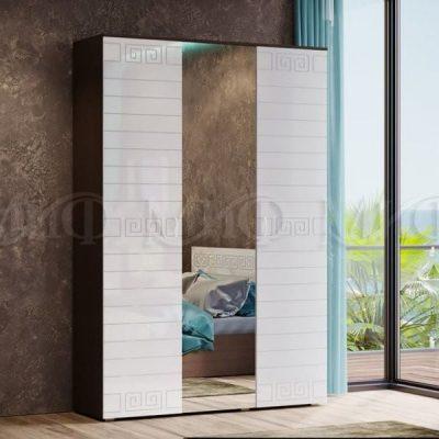 Шкаф 3-х створчатый «Афина» (м)