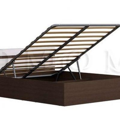 Кровать 1,4м с подъёмным механизмом Ника (м)