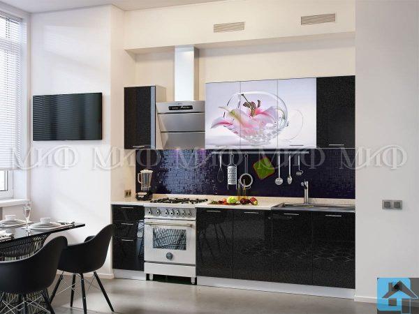 Кухня Лилия фотопечать МДФ 2,0м (м)