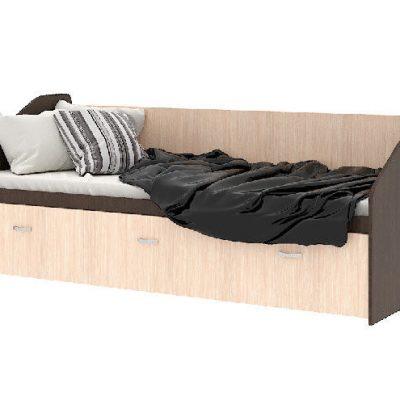 Кровать Ронда КР 3ящ -080 (иц)