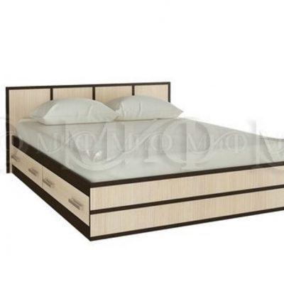 Кровать с ящиками Сакура (м)