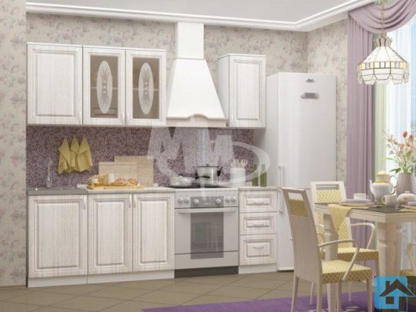 Кухня Констанция МДФ (м)