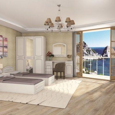 Спальня Венеция 3(гостиная) (иц)