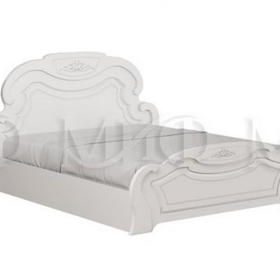 Кровать 1,6 м. «Александрина» (м)