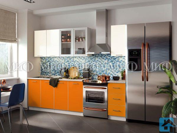 Кухня Фортуна ЛДСП манго (м)