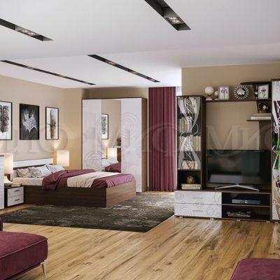 Спальня + гостиная Ника (м)