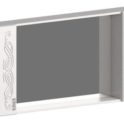 Зеркало с полками «Венеция» ЗП (иц)