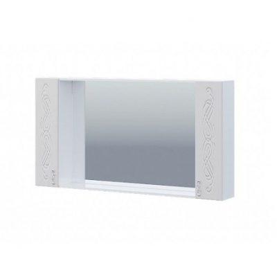 «Венеция» Зеркало с полками ЗП (иц)
