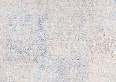 Голубой шелк