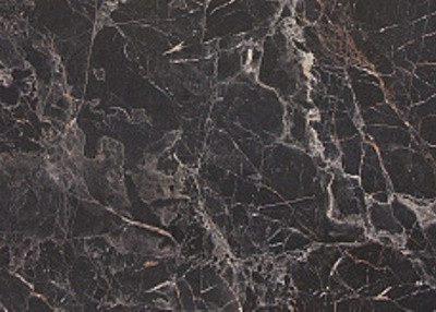 Мрамор марквина черный