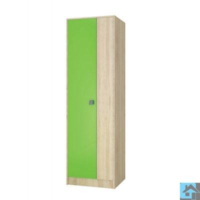 Шкаф платяной Колибри (т)