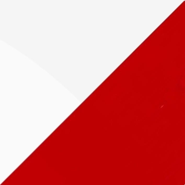Белый глянец/Рубин глянец