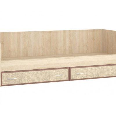 Кровать с ящиками ДДКР-1 Джульетта (т)