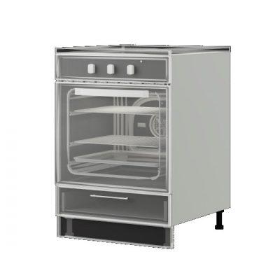 «Мокко» Стол под духовку ШНД-600 (иц)