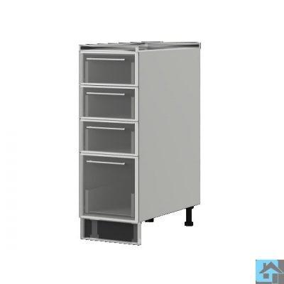Стол с ящиками ШНЯ-300 (иц)