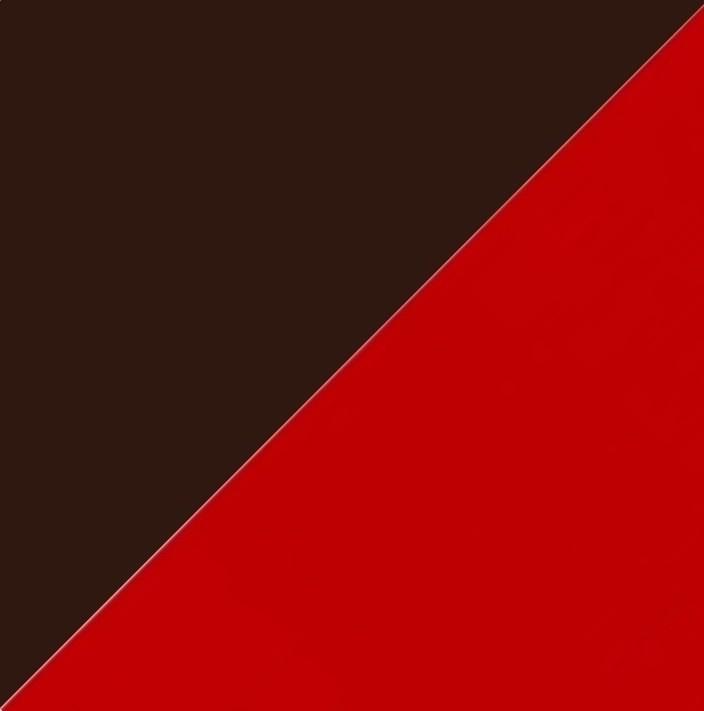 Шоколад глянец/Рубин глянец