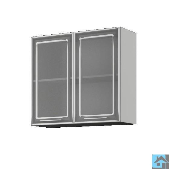 """Лондон"" Шкаф со стеклом ШВС-300 (иц)"