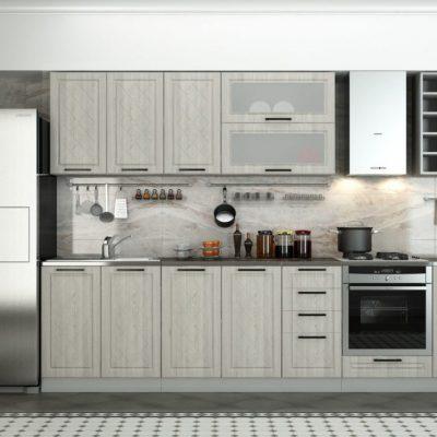 Кухонный гарнитур 3,60 м «Барселона» (иц)