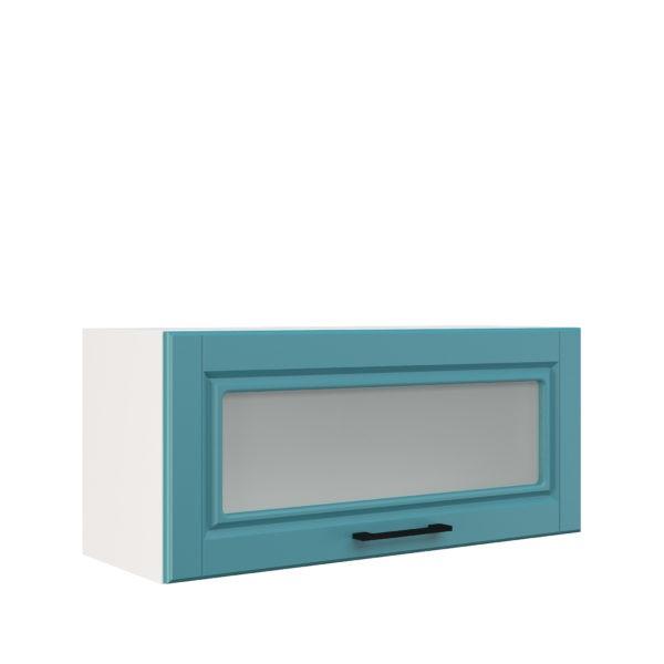 Шкаф горизонтальный со стеклом ШВГС-800 «Барселона» (иц)