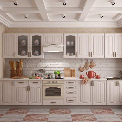 Кухонный гарнитур 3,60 м «Гренада» (иц)